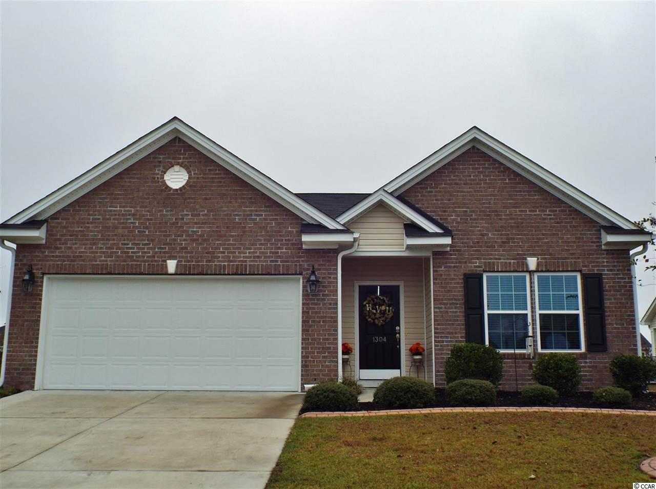Detached MLS:1823102   1304 Tolley Rd. Conway SC
