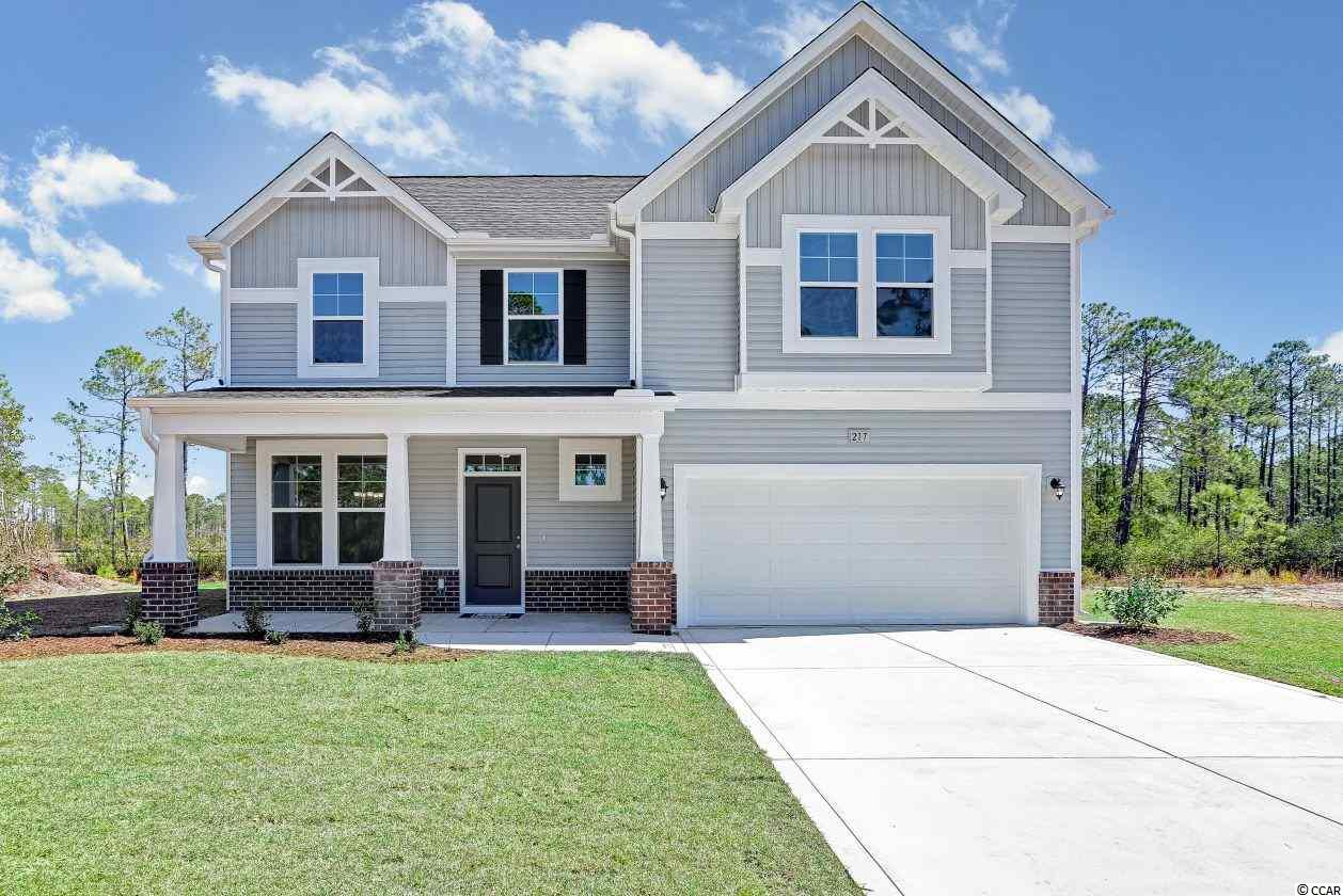 Detached MLS:1823114   217 Astoria Park Loop Conway SC