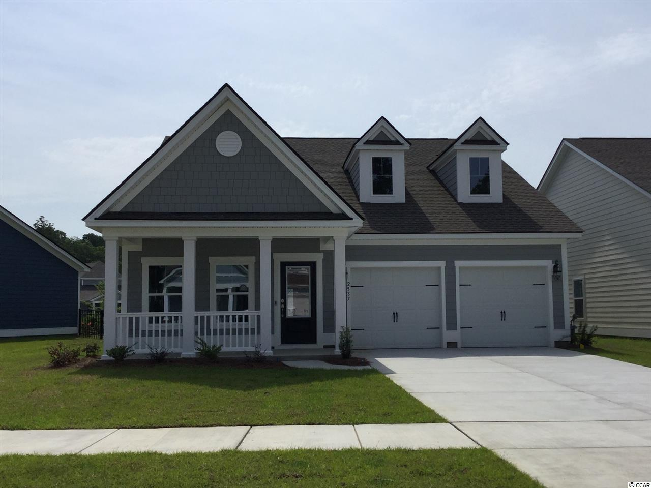 Detached MLS:1823181   2537 Goldfinch Dr. Myrtle Beach SC