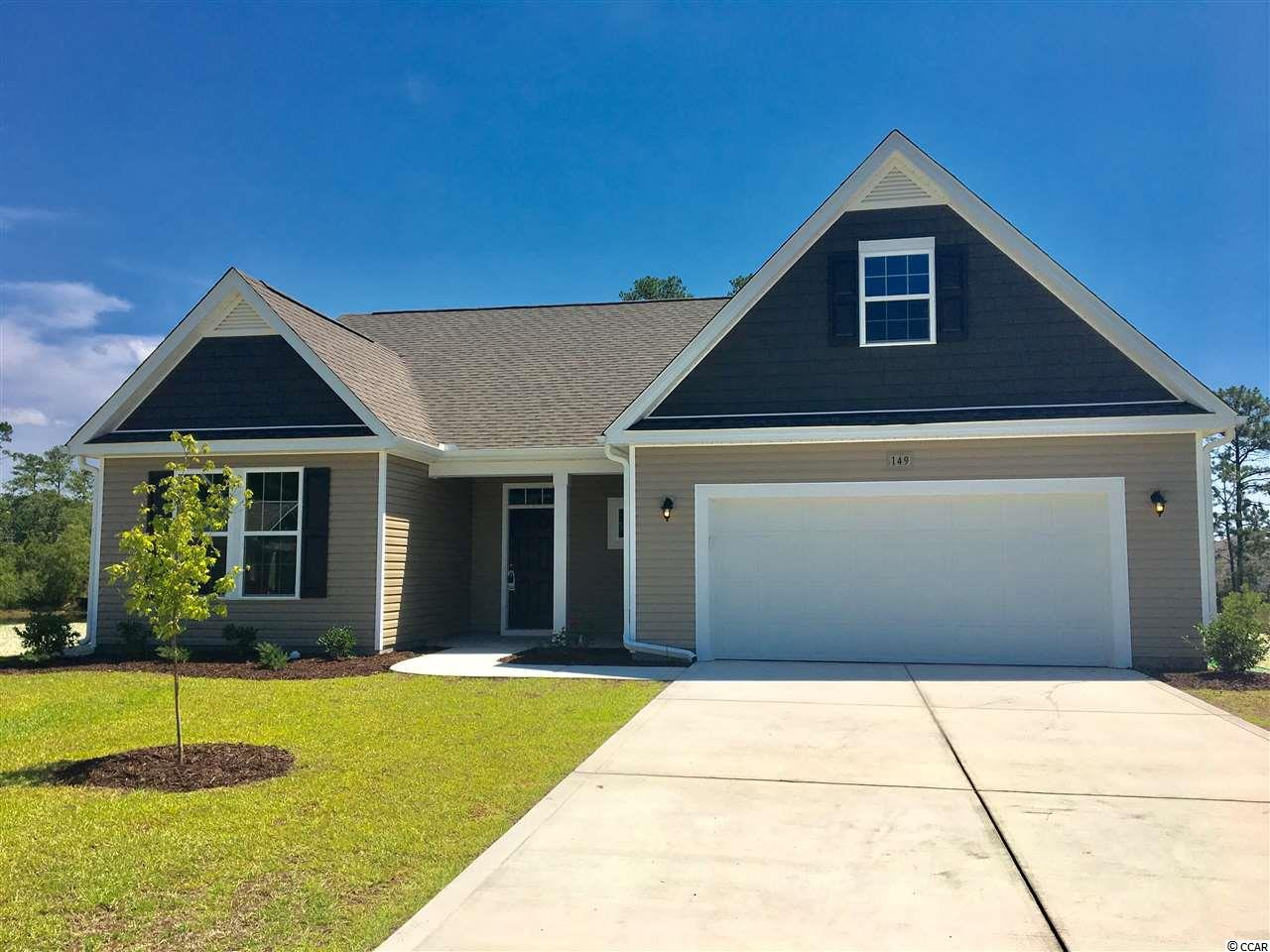 Detached MLS:1823188   149 Astoria Park Loop Conway SC