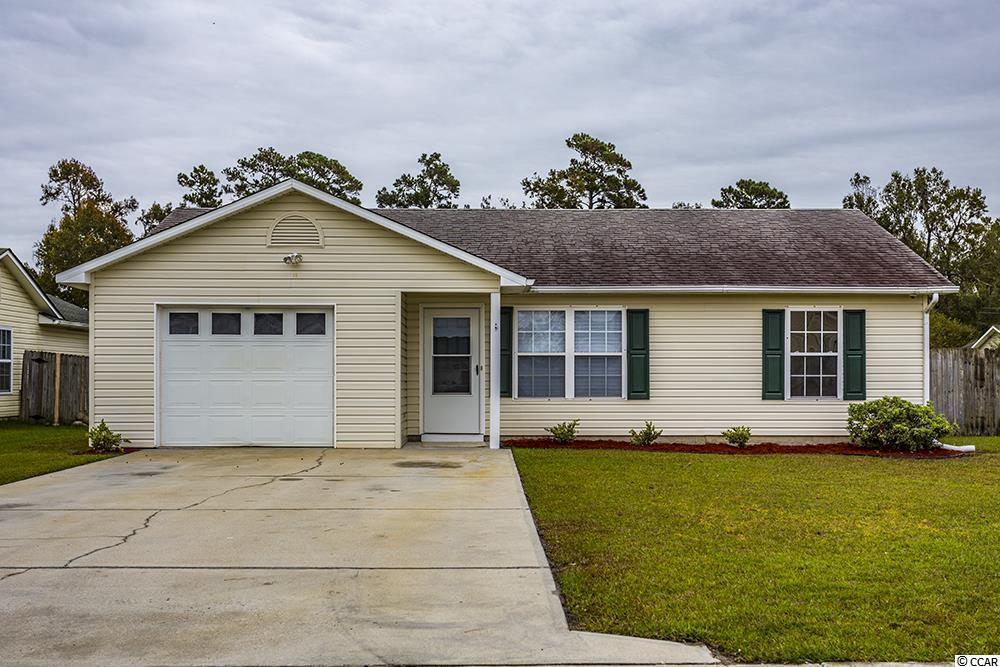 Detached MLS:1823190   2520 Triumph Dr. Myrtle Beach SC