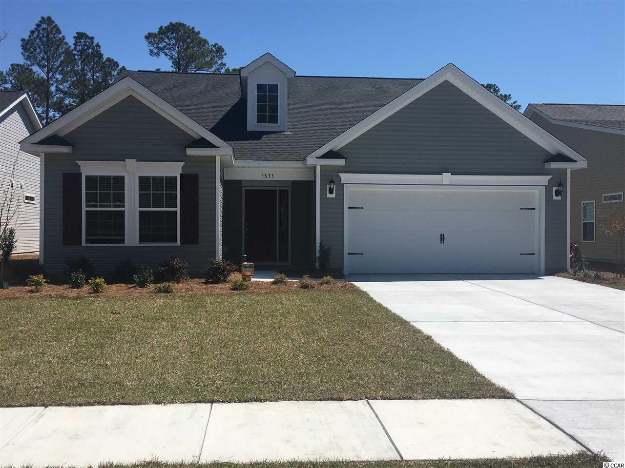 Detached MLS:1823209   3633 Park Pointe Ave. Little River SC