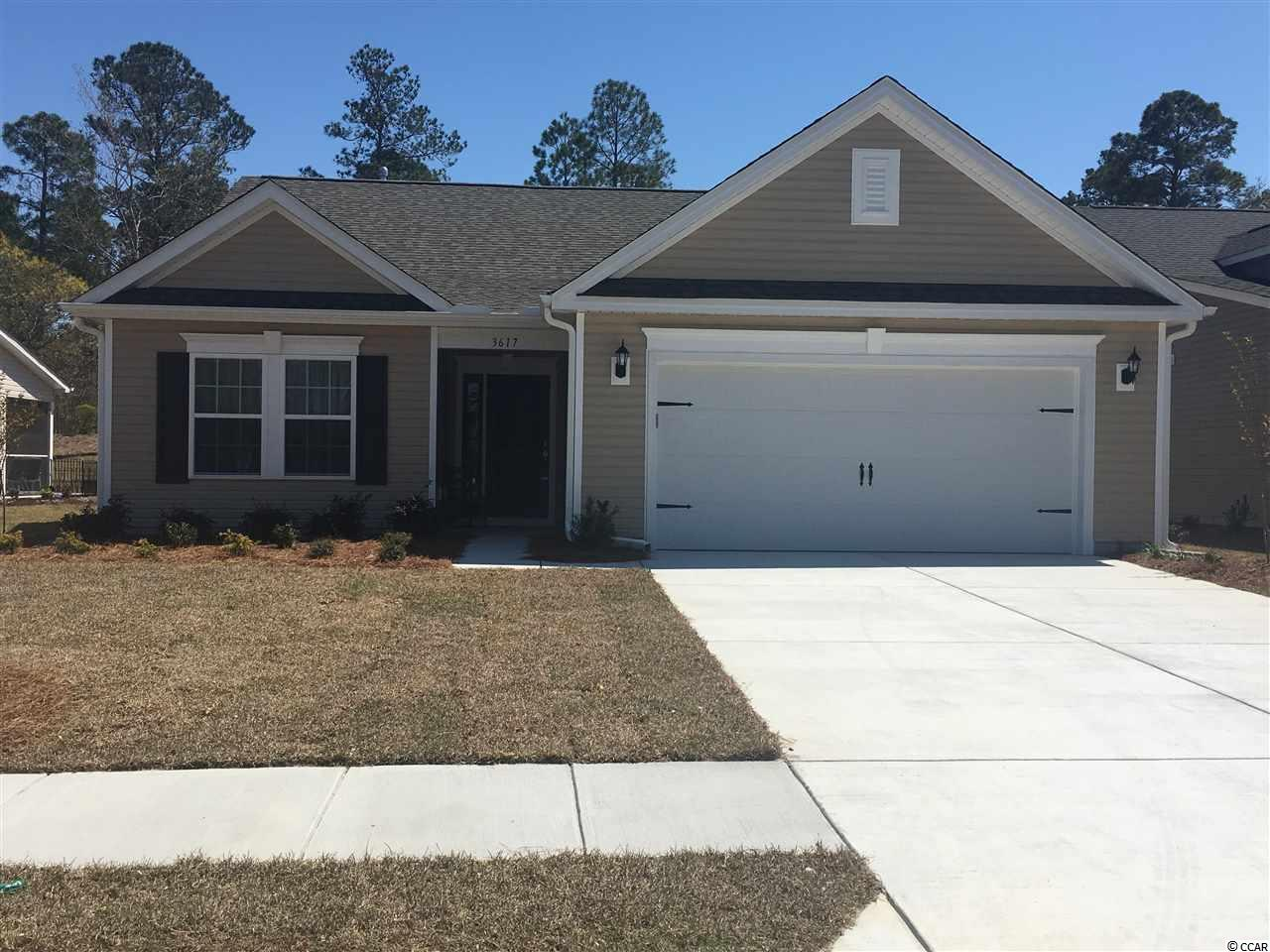 Detached MLS:1823213   3617 Park Pointe Ave. Little River SC
