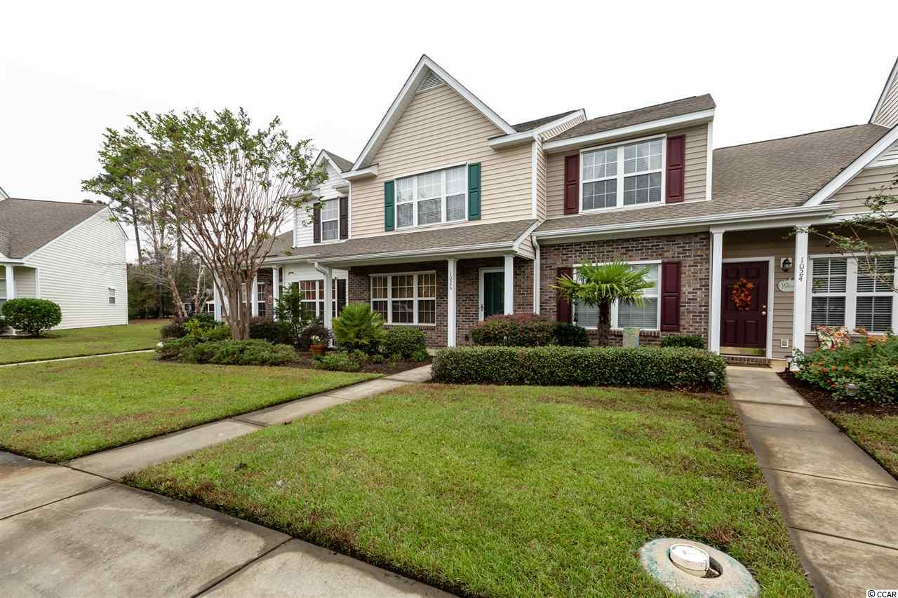 Townhouse MLS:1823291 PARKVIEW SUBDIVISION - 17TH AVE.  1026 Pinnacle Ln. Myrtle Beach SC