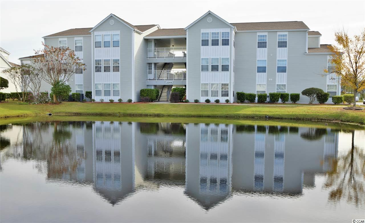 Lake/Pond View,End Unit Condo in SOUTHBRIDGE : Myrtle Beach South Carolina