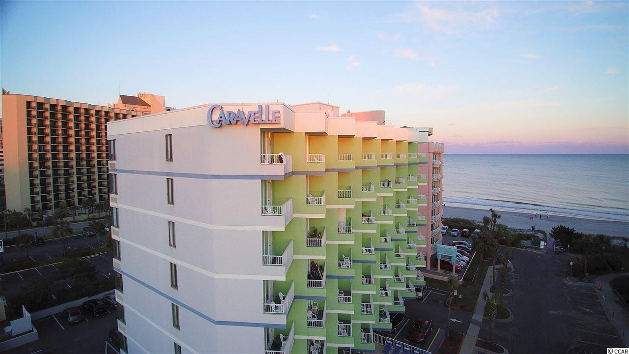 Ocean View,End Unit Condo in Caravelle Tower : Myrtle Beach South Carolina