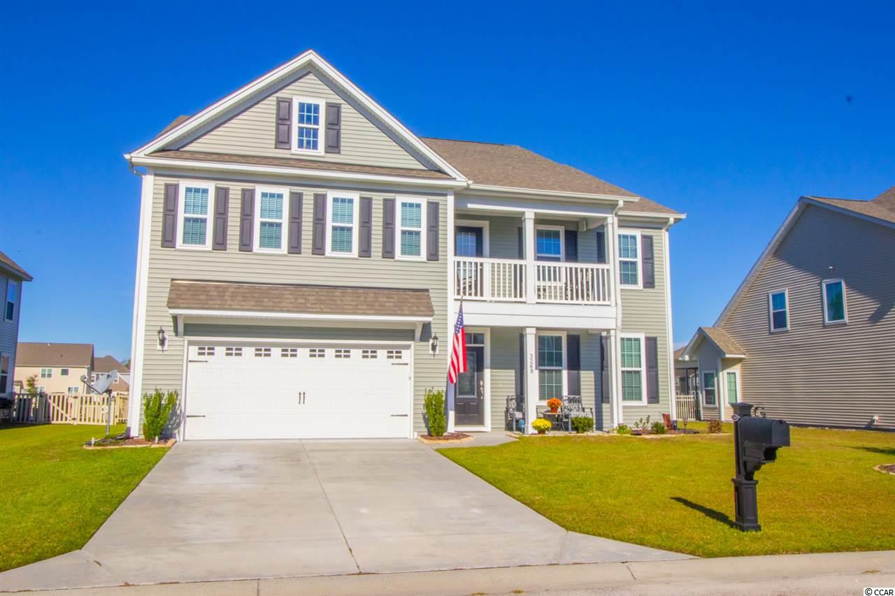 Detached MLS:1823392   3269 Saddlewood Circle Myrtle Beach SC