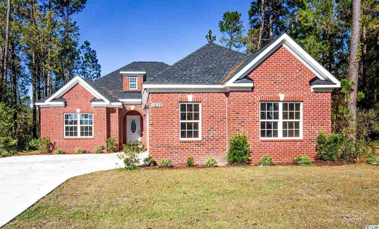 Detached MLS:1823398   1832 Wood Stork Dr. Conway SC