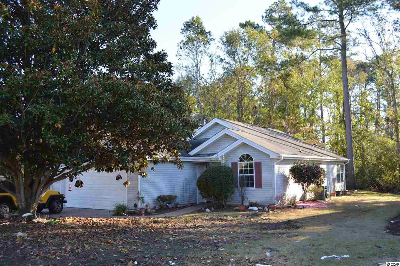 Detached MLS:1823428   1505 Saint George Ln. Myrtle Beach SC