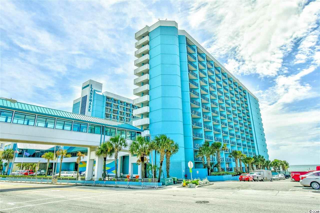 Ocean View Condo in Landmark Resort : Myrtle Beach South Carolina