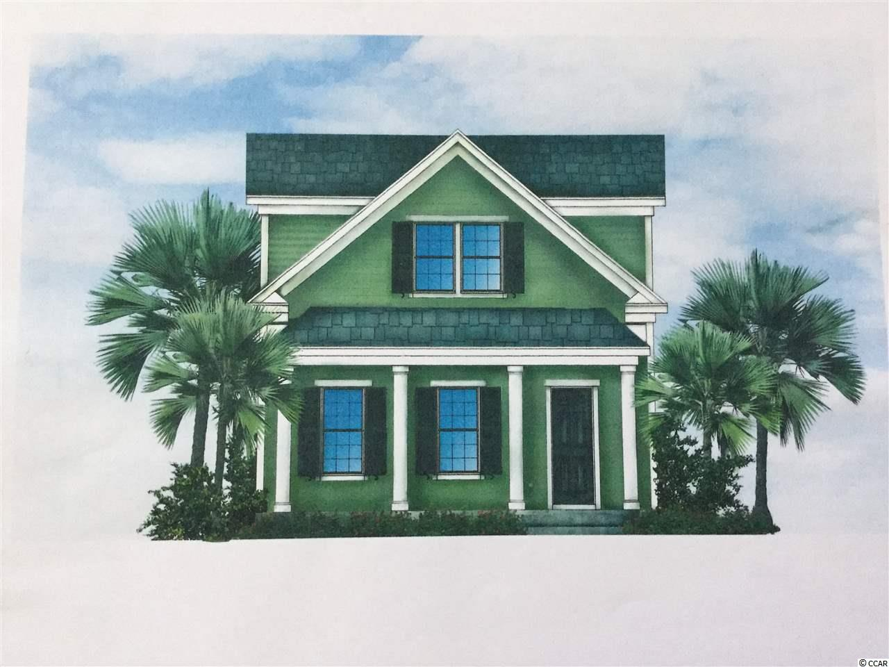 Detached MLS:1823479   Lot 222 Crystal Water Way Myrtle Beach SC