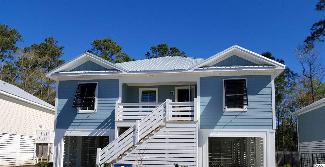 Detached MLS:1823504   39 Tidelands Trail Pawleys Island SC