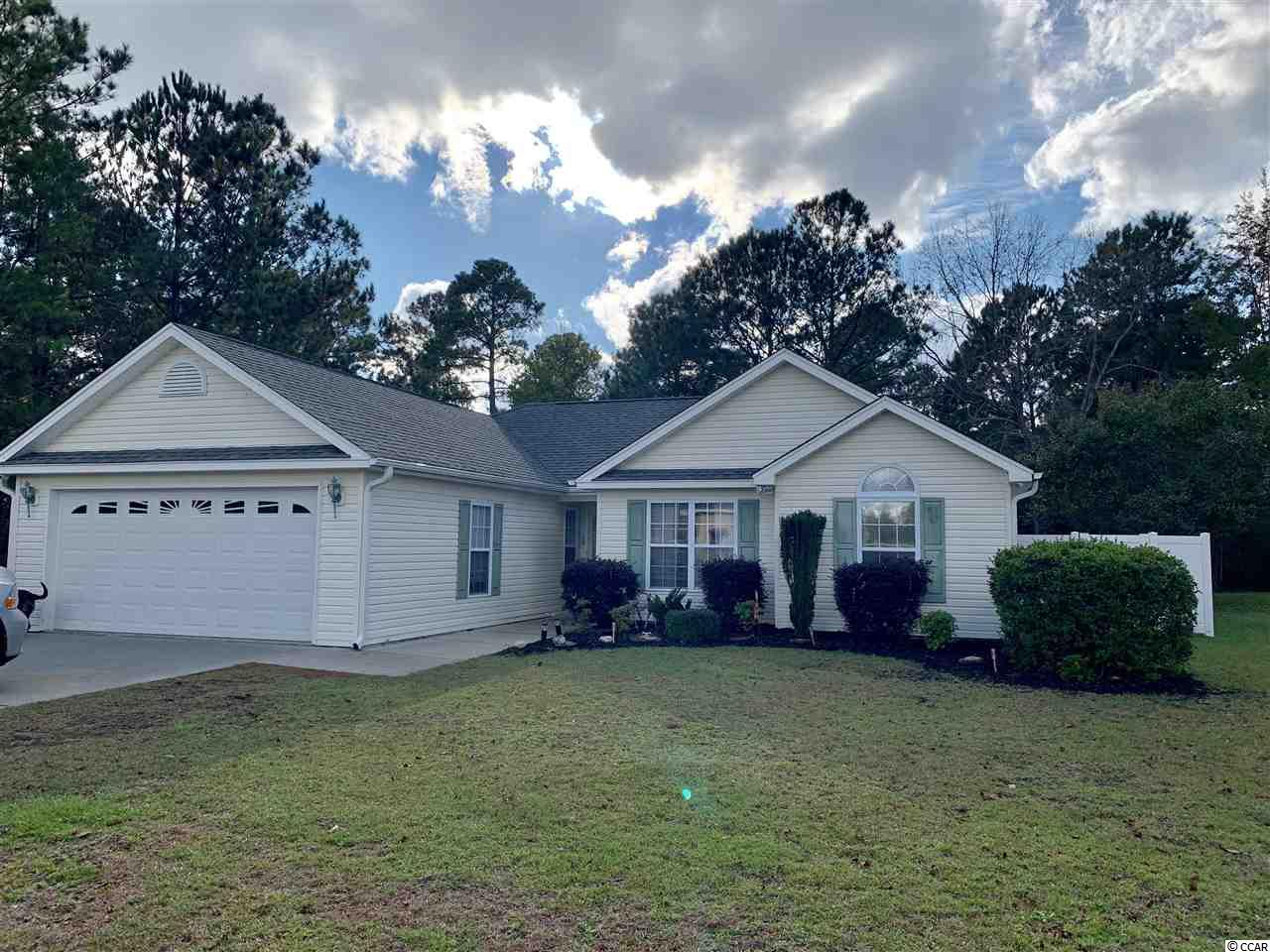 Detached MLS:1823545   2593 Buckscrape Dr. Myrtle Beach SC