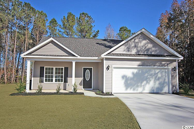 Detached MLS:1823583   135 Palm Terrace Loop Conway SC