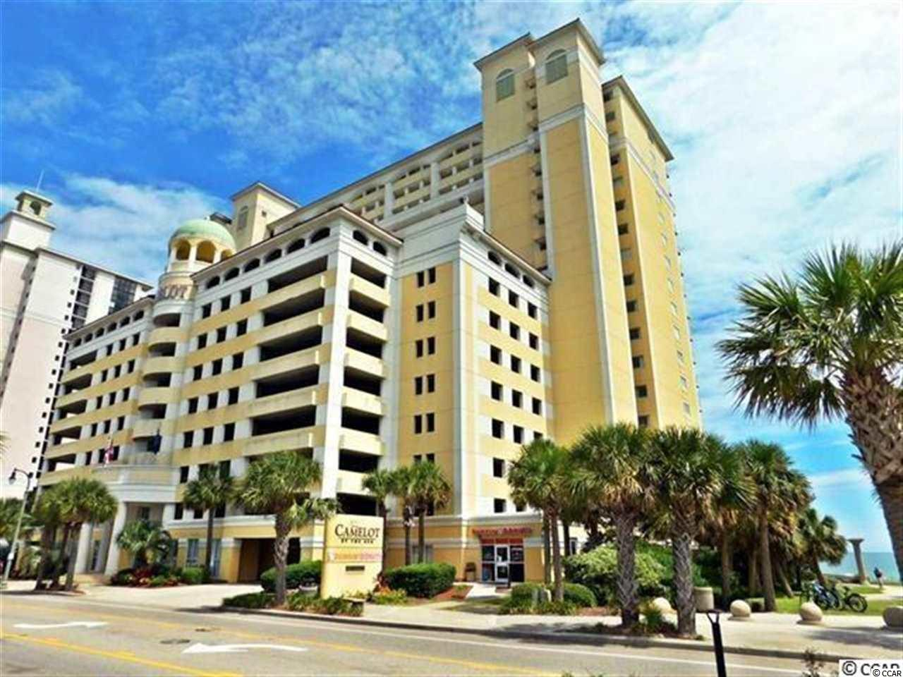 Condo MLS:1823600 Camelot By The Sea  2000 N Ocean Blvd. Myrtle Beach SC