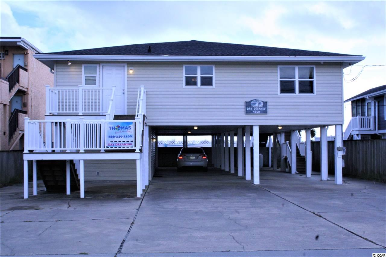 Detached MLS:1823657   4502 N Ocean Blvd. North Myrtle Beach SC