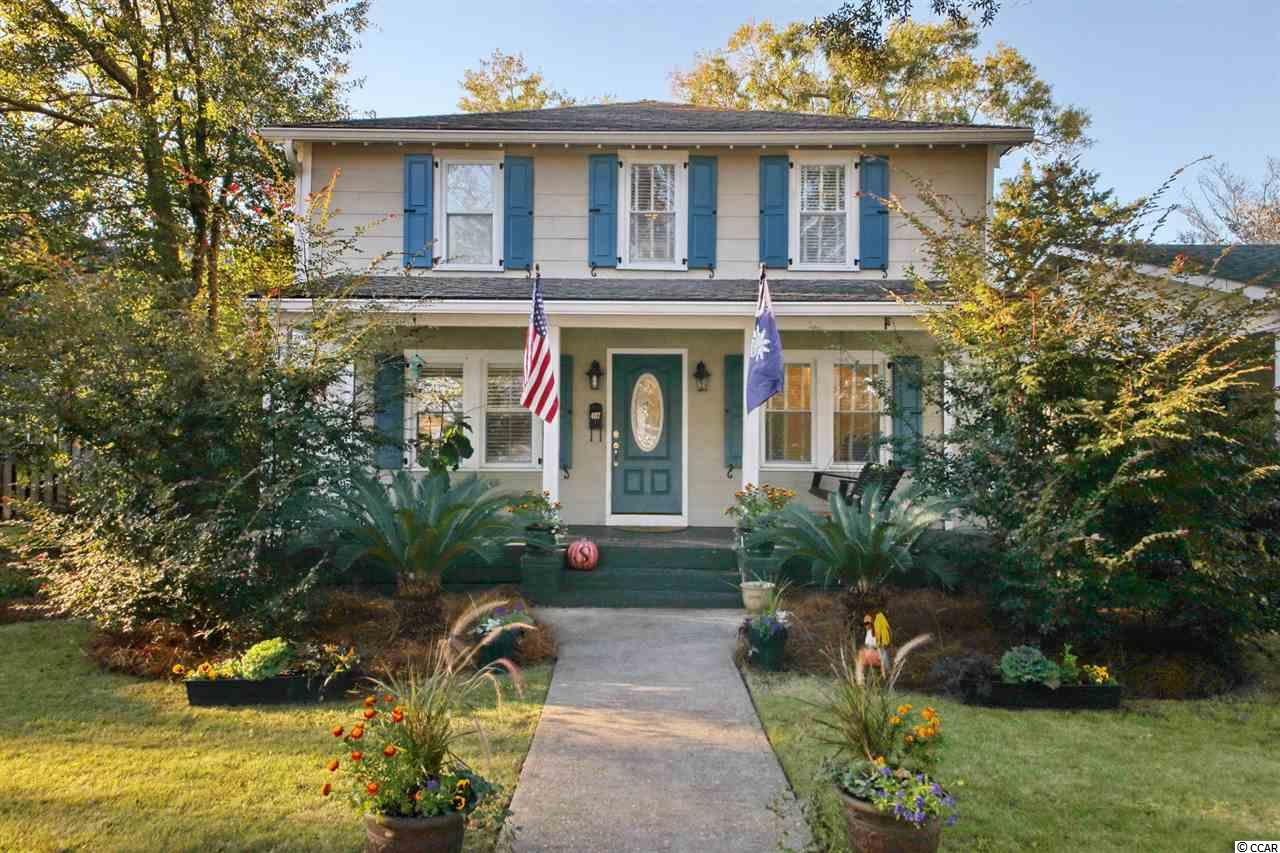 Detached MLS:1823663   407 Cannon St. Georgetown SC