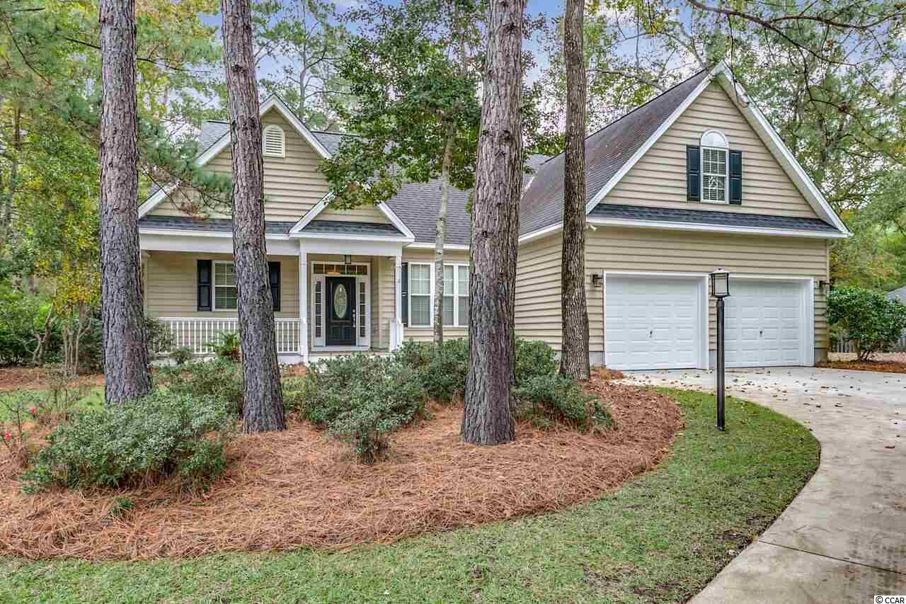 Detached MLS:1823669   25 Miramar Ct. Pawleys Island SC