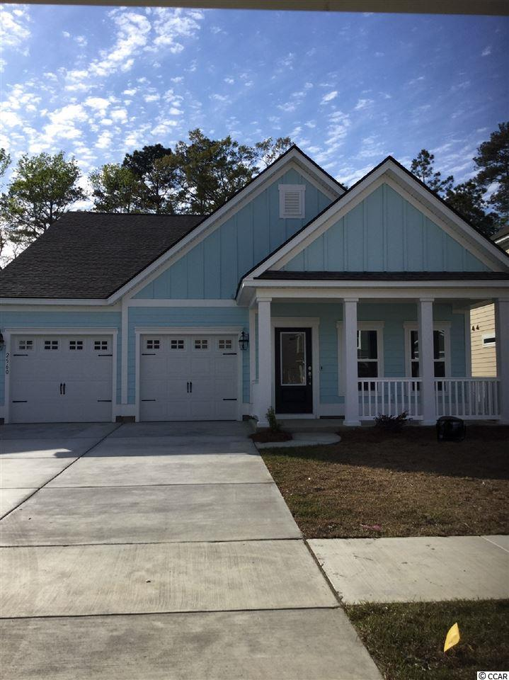 Detached MLS:1823670   2560 Goldfinch Dr. Myrtle Beach SC