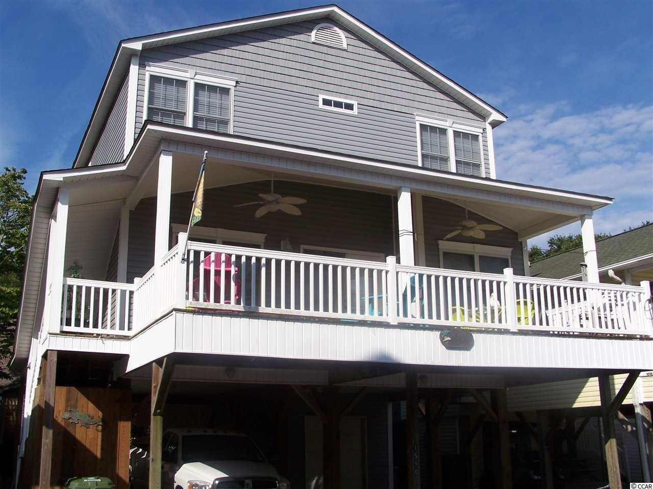 Detached Leased Land MLS:1823703   1590 Sharks Tooth Trail Surfside Beach SC