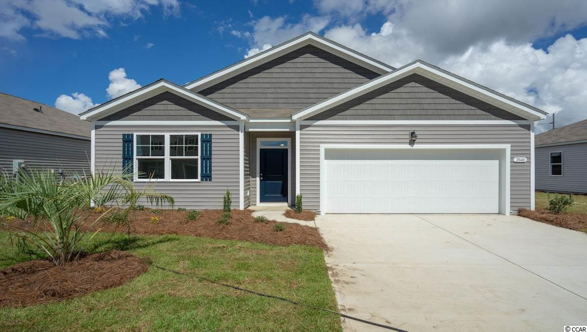 Detached MLS:1823710   2848 Ophelia Way Myrtle Beach SC