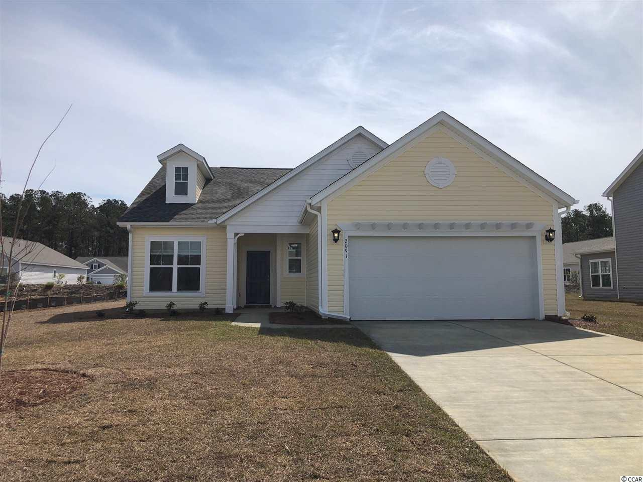Detached MLS:1823714   2091 Saybrooke Ln. Calabash NC