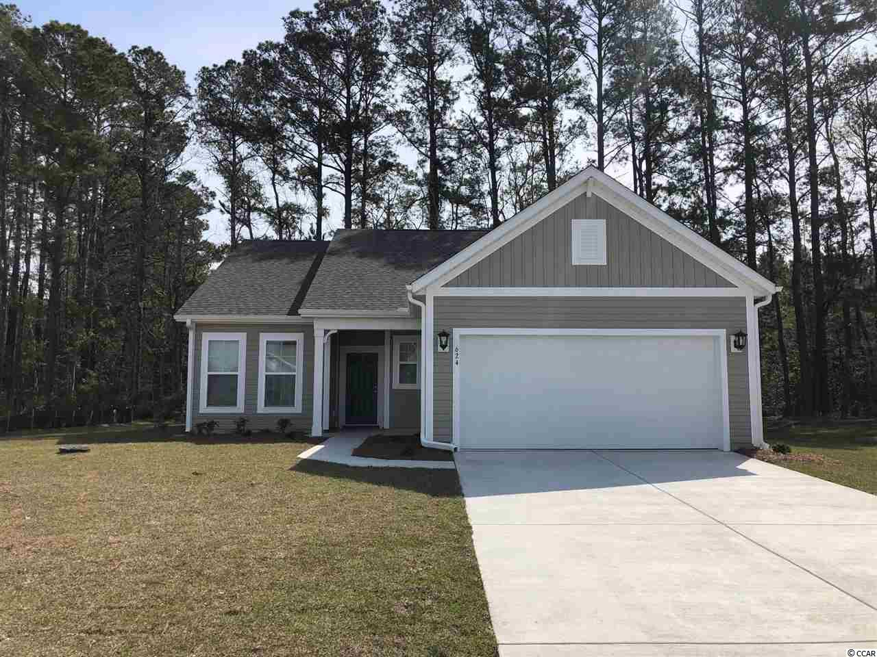 Detached MLS:1823748   624 Dellcastle Ct. NW. Calabash NC