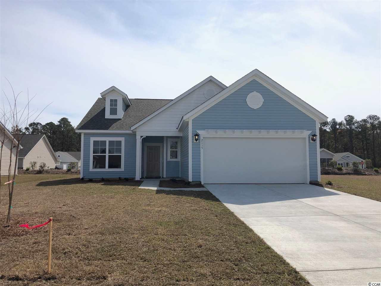 Detached MLS:1823749   2115 Saybrooke Ln. Calabash NC
