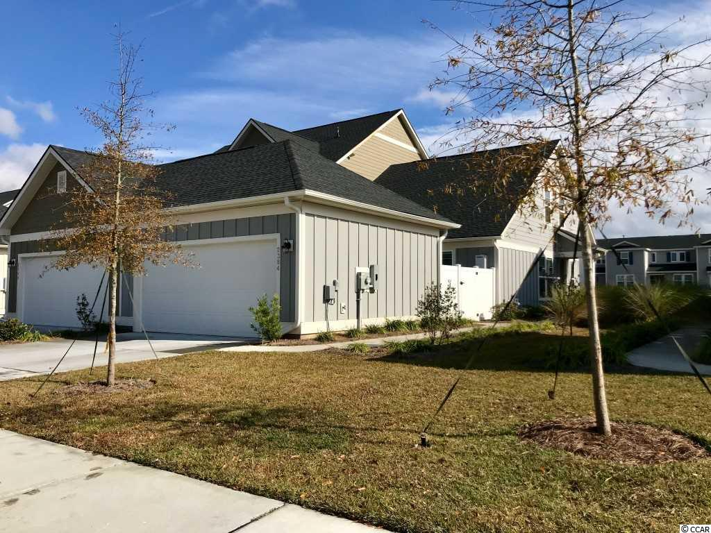 Townhouse MLS:1823779 Emmens Preserve - Market Commons  2384 Heritage Loop Myrtle Beach SC