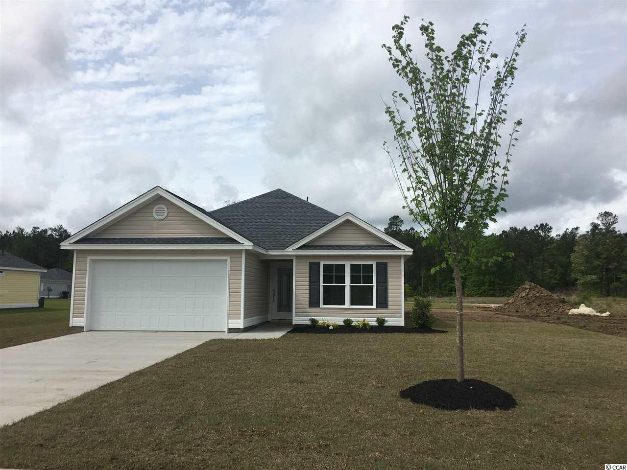 Detached MLS:1823789   3121 Shandwick Dr. Conway SC