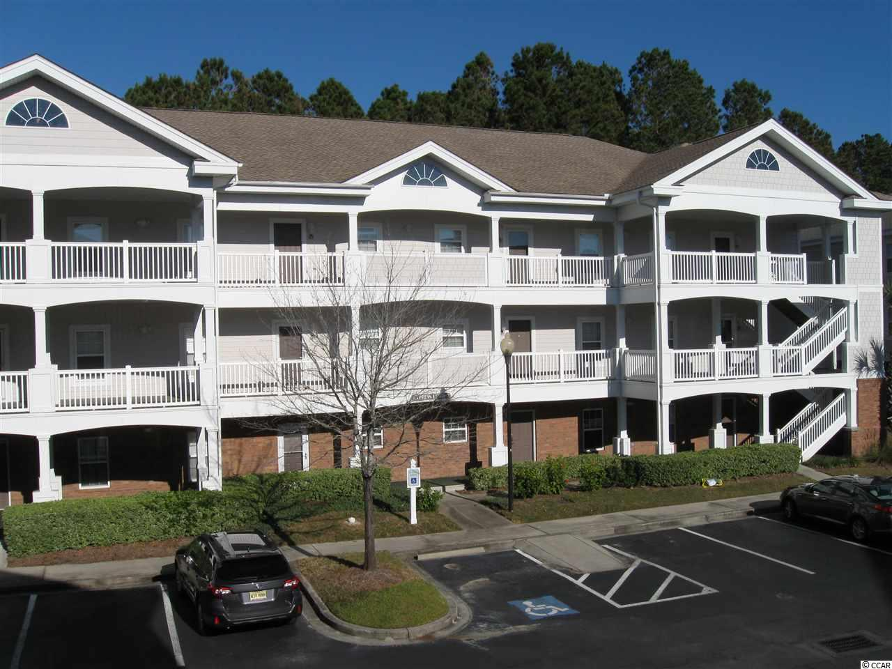 Golf Course View,End Unit Condo in Cypress Bend at Barefoot : North Myrtle Beach South Carolina