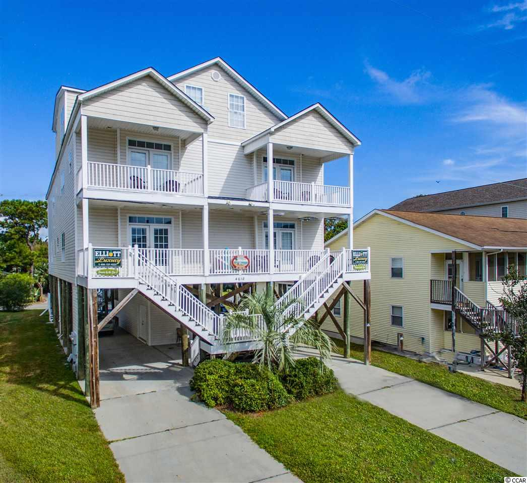 Detached MLS:1823821   4618 Surf St. North Myrtle Beach SC