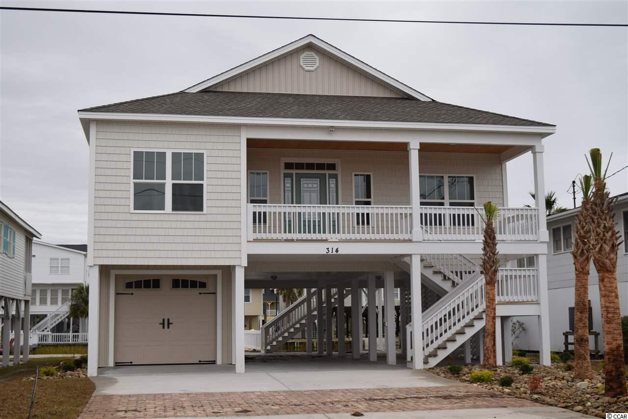 Detached MLS:1823835   314 46th Ave. N North Myrtle Beach SC
