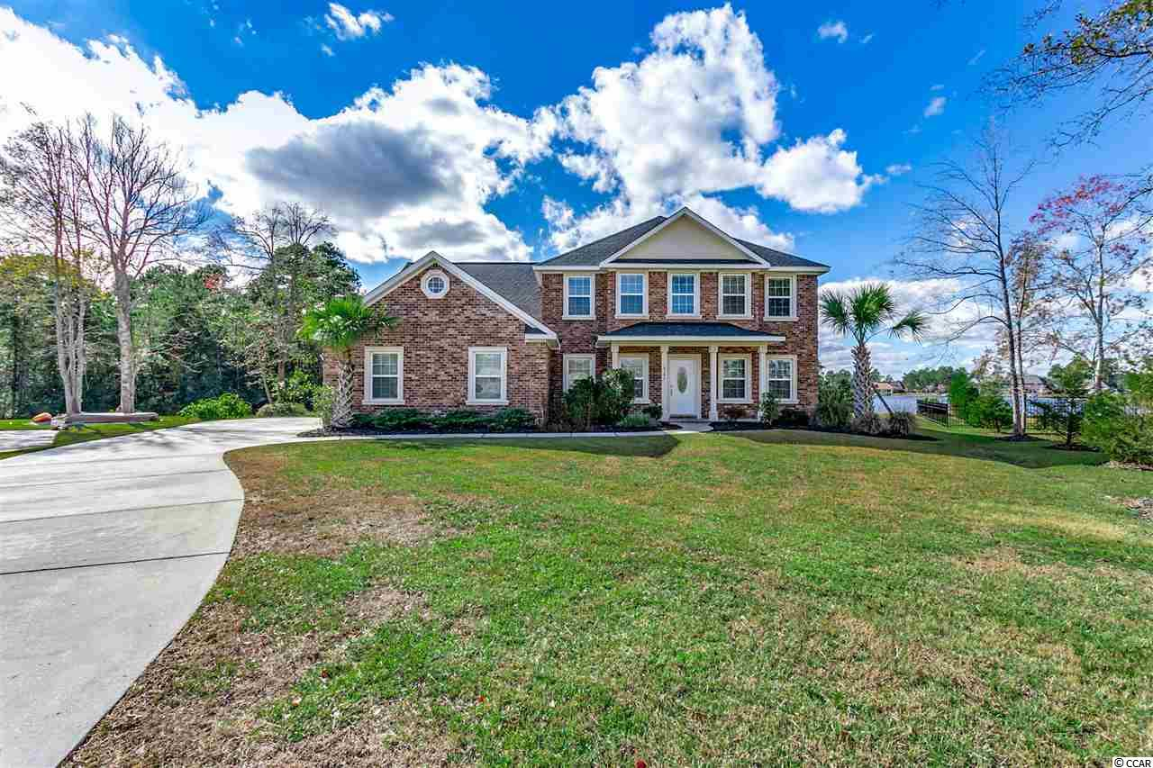 Detached MLS:1823900   8184 Wacobee Dr. Myrtle Beach SC