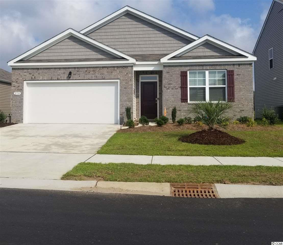 Detached MLS:1823921   2739 Eclipse Dr. Myrtle Beach SC