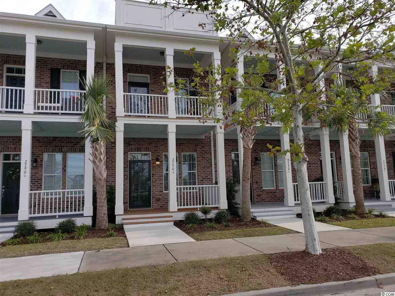Townhouse MLS:1823949 Market Common, The  2790-D Howard Ave. Myrtle Beach SC
