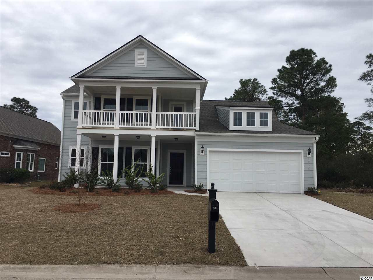 Detached MLS:1823958   1055 Brenford Pl. Myrtle Beach SC