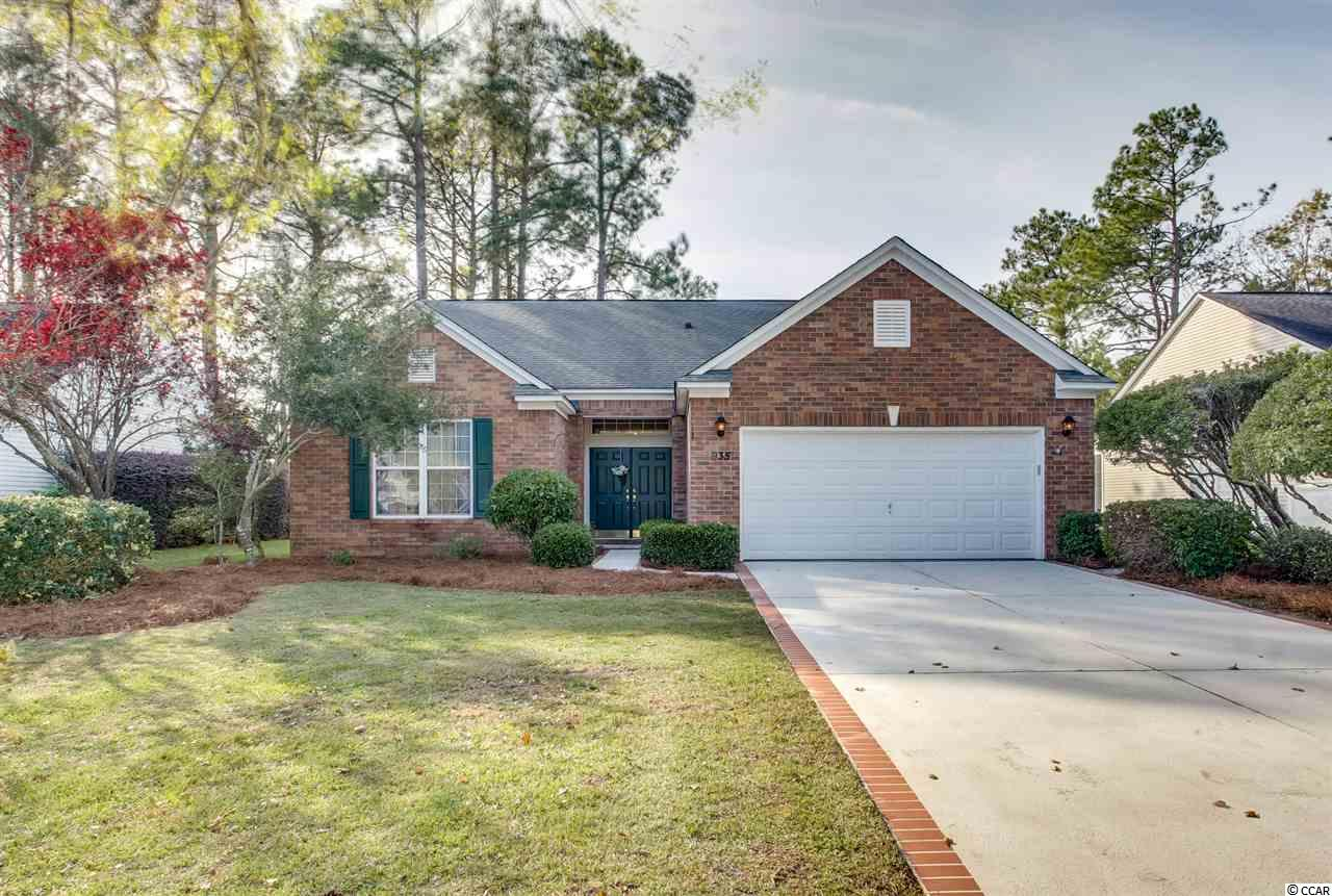 Detached MLS:1823962   935 Sandpiper Bay Dr. Sunset Beach NC