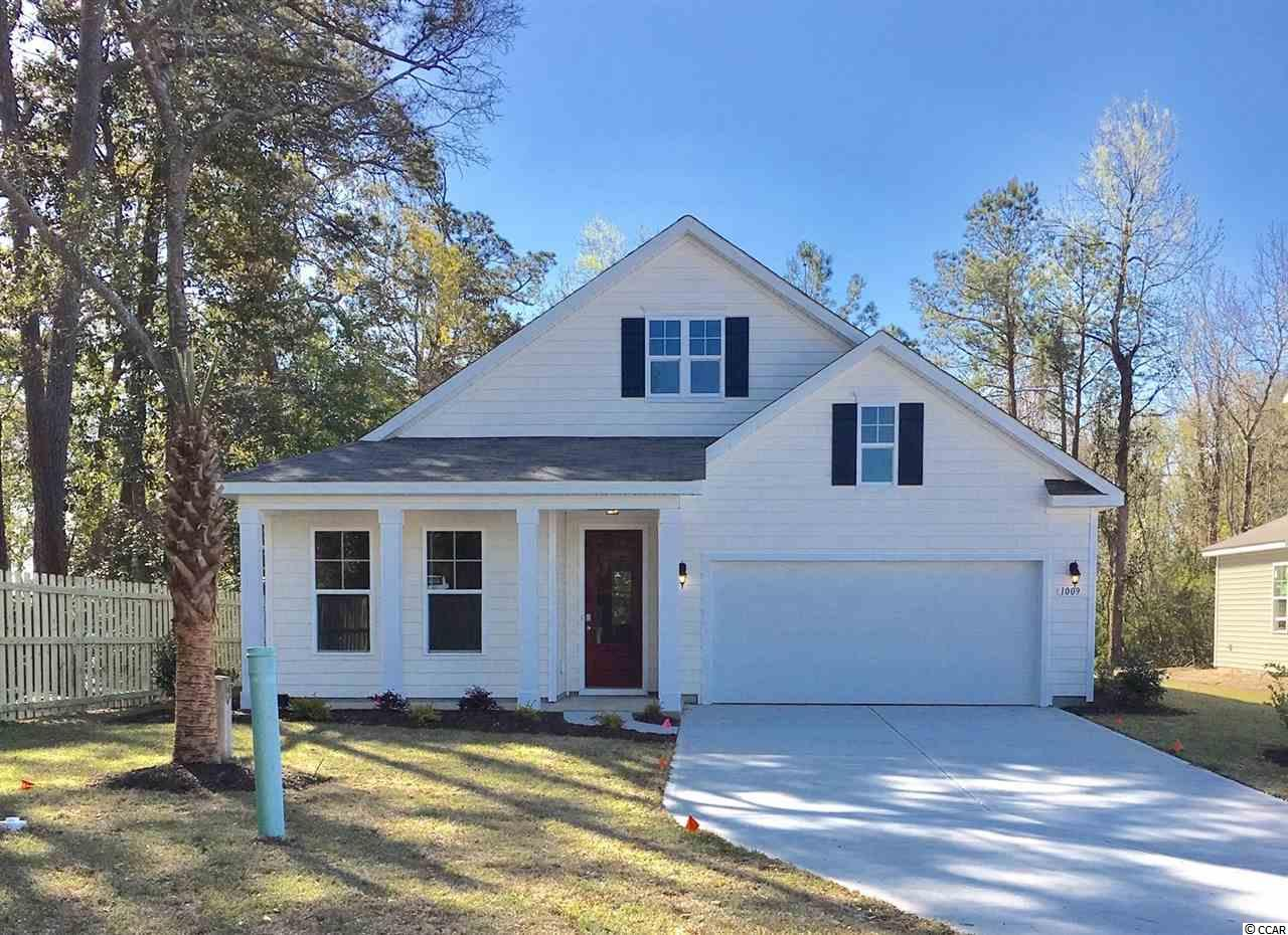 Detached MLS:1823966   1009 Oak Marsh Ln. North Myrtle Beach SC
