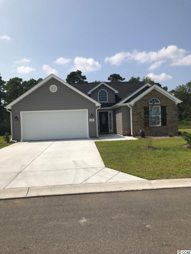 Detached MLS:1824009   223 Turning Pines Loop Myrtle Beach SC