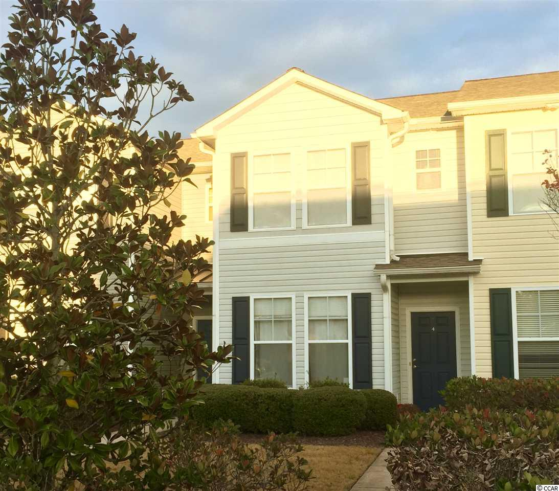 Townhouse MLS:1824073 WELLINGTON - SOCASTEE  116 Olde Towne Way Myrtle Beach SC