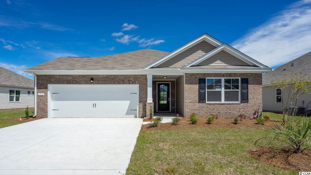 Detached MLS:1824109   1312 Sunny Slope Circle Carolina Shores NC