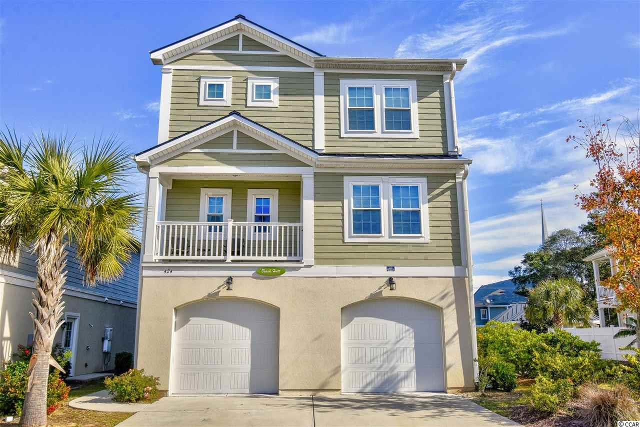 Detached MLS:1824130   424 7th Ave. S North Myrtle Beach SC