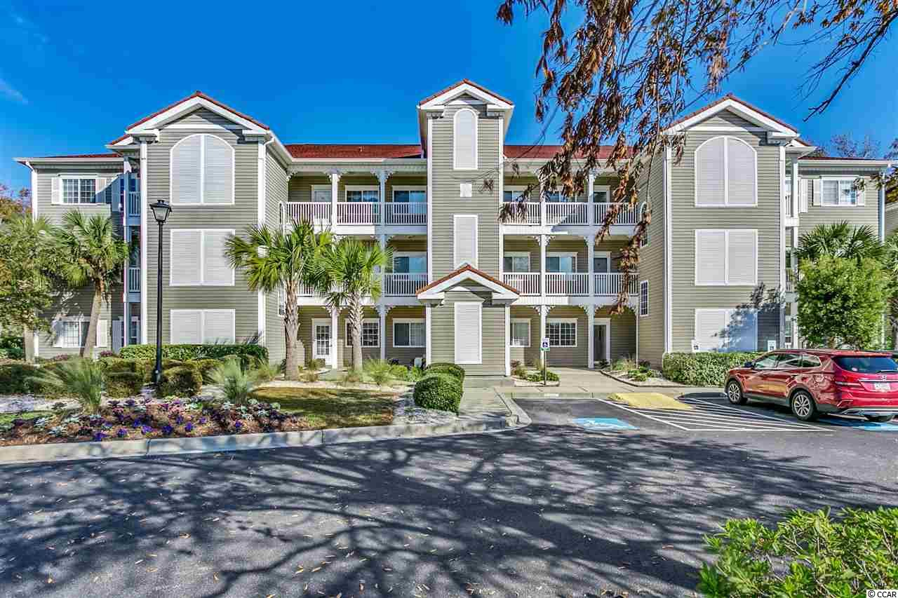 Golf Course View,Lake/Pond View Condo in Harbourfront Villas : Little River South Carolina