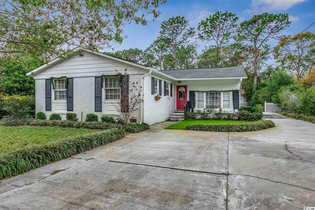 Detached MLS:1824153   707 Yucca Ave. Myrtle Beach SC