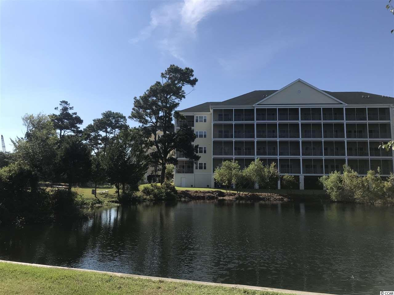 Lake/Pond View,Marsh View Condo in Canvasback : North Myrtle Beach South Carolina