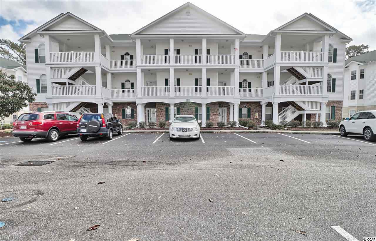 Waterway View Condo in MOORINGS, THE E : Little River South Carolina