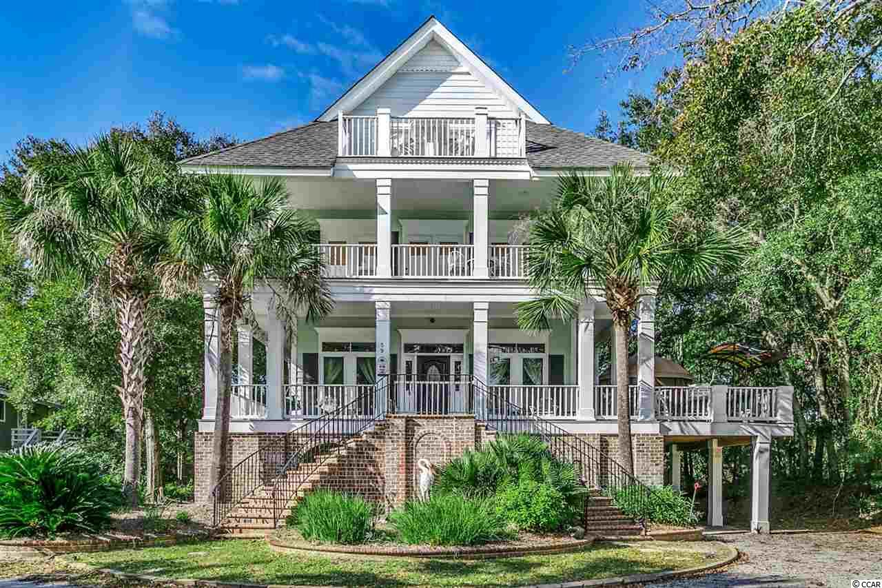 Detached MLS:1824176   59 Middleton Dr. Pawleys Island SC