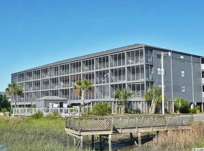 Inlet/Creek View,Marsh View Condo in MARSHSIDE IN : Garden City Beach South Carolina