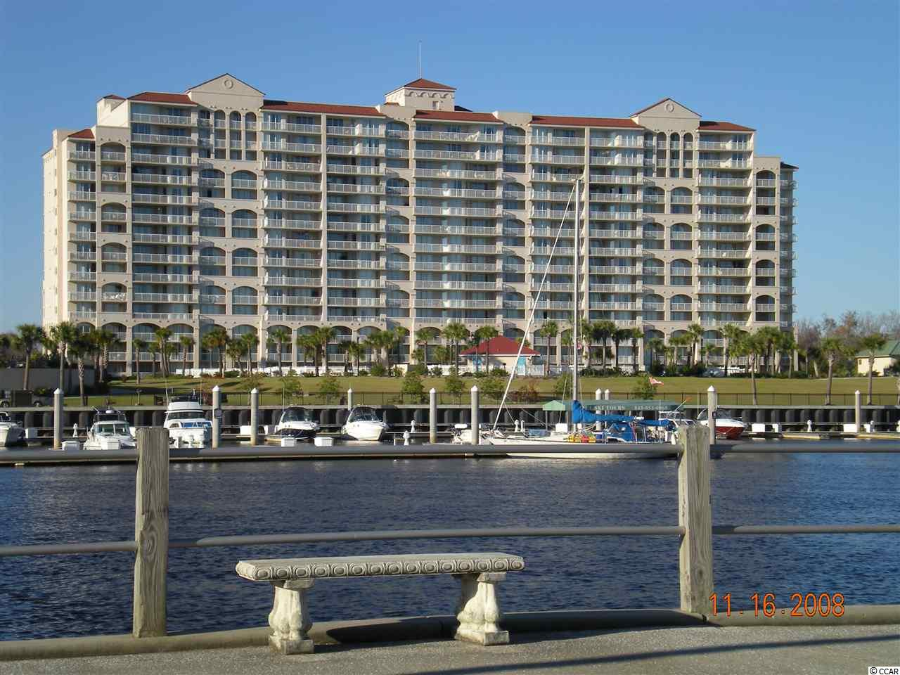 Ocean Front,Waterway View,End Unit,Penthouse Condo in North Tower Barefoot Resort : North Myrtle Beach South Carolina
